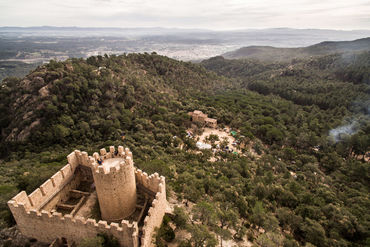 Castillo de Farners